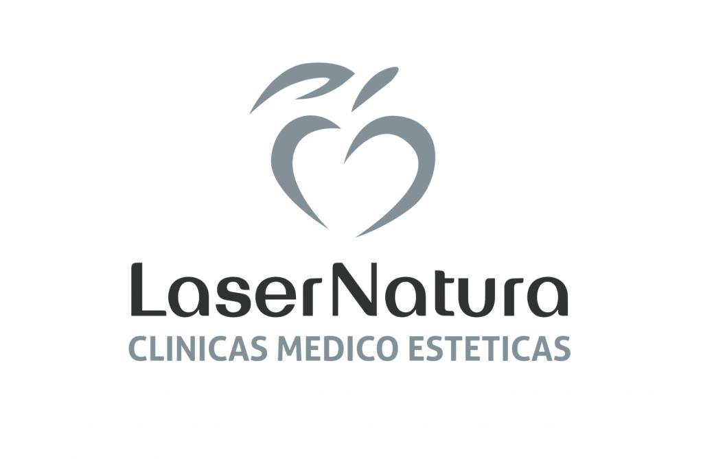 logotipo laser natura