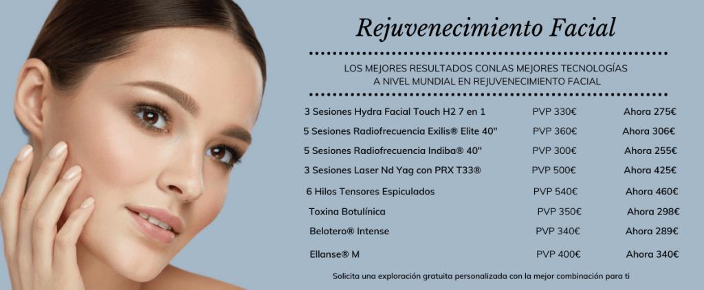 oferta botox hydrafacial